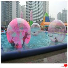 Ce TPU 2 M pas cher prix aqua ballon gonflable boule de l'eau marche de l'eau balle, Danse marcher sur boule de l'eau, Eau walker pour piscine