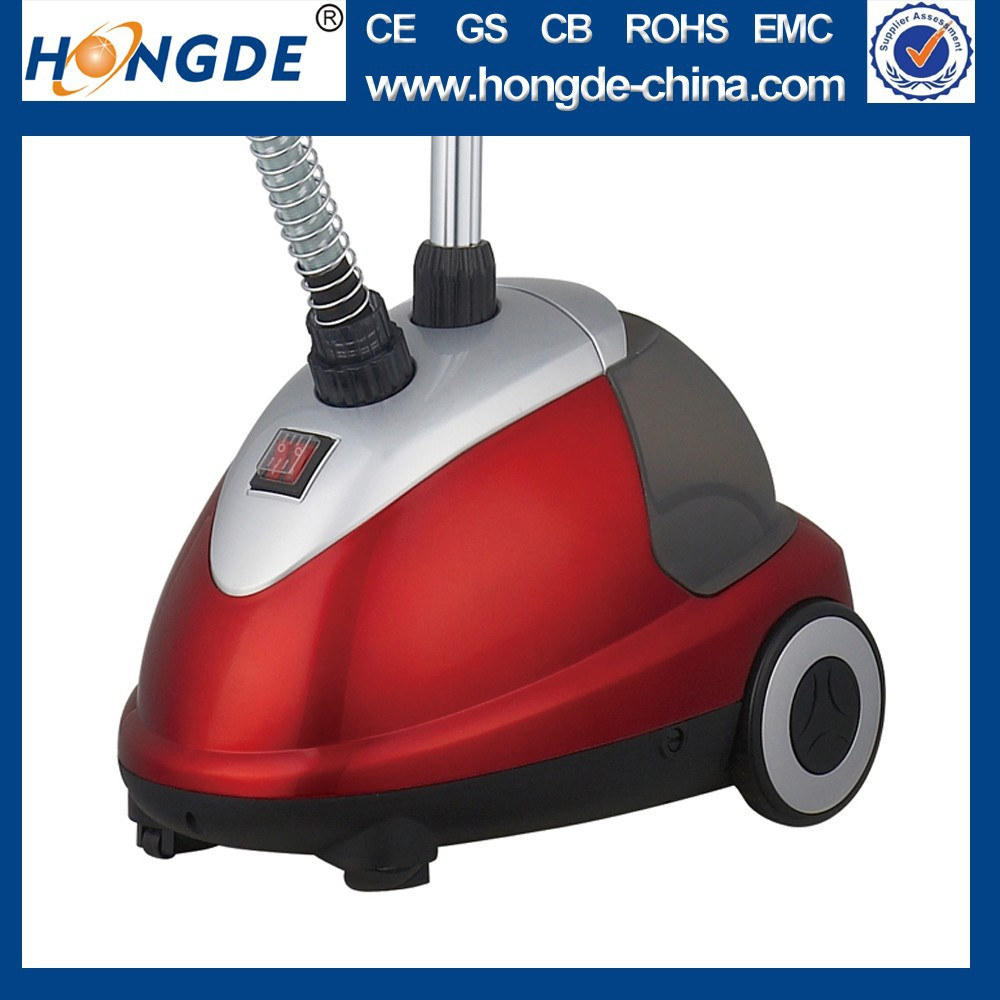 1500W 2.6L clothes steam iron with big capacity