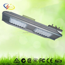 Professional manufacturer commercial street lights with meanwell driver for outdoor lighting