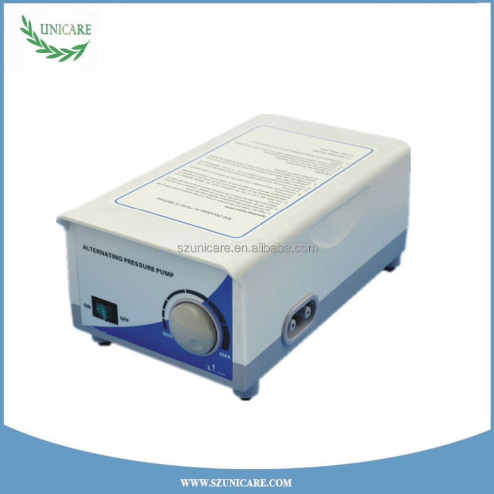 Adjustable Air Bed Manufacturers : Alternating pressure overlay adjustable medical air bed