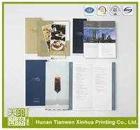Functional Wooden Furniture sample leaflet
