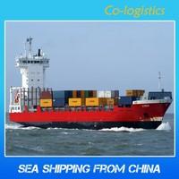 price cargo ships china to europe