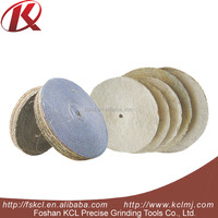 materials Cloth polishing wheel for metal middle polishing