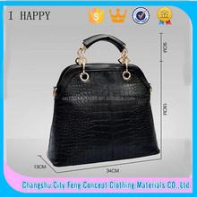 Fashion Tote bag PU Soft Leather Handbags Ladies