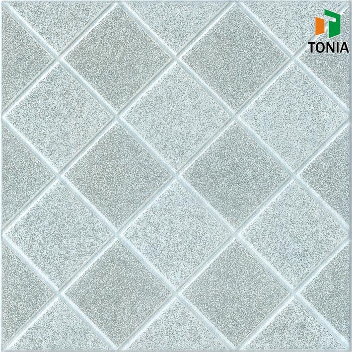 Prism Design Ceramic Tiles Light Blue Mix Grey Color