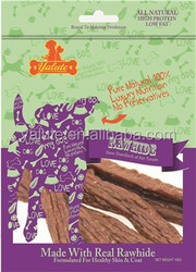 Factory for sale Beef Stick natural dog treat
