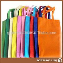 Eco-friendly Customized heat seal non woven carpet bag Fl-MIN00013