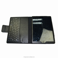 Auto Wake Sleep Function bluetooth keyboard case for 12.9 inch tablet pc