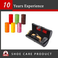 professional shoe shine equipment