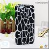 Giraffe animal pattern cheap phone case for iPhone 6 TPU case