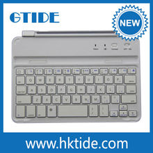 2015 newest portable bluetooth external keyboard for ipad mini