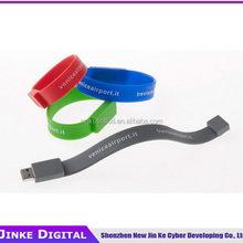 Newest hotsell wristband usb storage