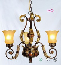 No. 0504-P-036 tunisia chandelier parts acrylic antique