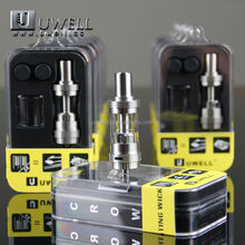 2015 new products Amazing crown atomizer china manufacturer and eleaf istick 50W from china suppliers Uwell