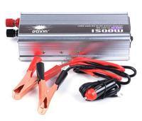 Инвертирующий усилитель мощности Brand New#S_E 1500W DC 12V 220V 10