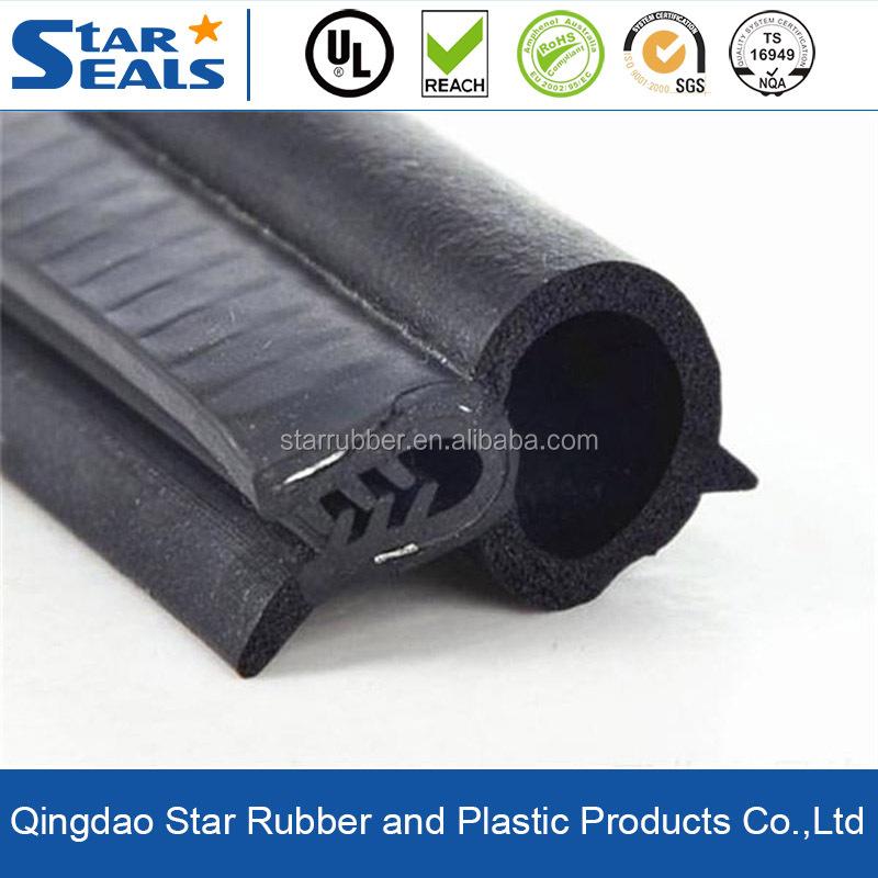 Make fiberglass heat resistant strip sealer