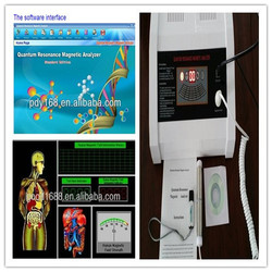 quantum resonance magnetic analyzer with free download software approved CE&ROHS