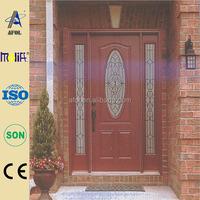 Zhejiang AFOL 2015 Fireproof Fiberglass Entry Door for Home