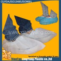 Perfect Non skid high heel overshoe/anti-slip waterproof gardening overshoes