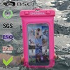 clear wholesale plastic waterproof pouch for iphone 5