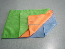 supermarket sell 80% polyester and 20% polyamide microfiber terry cloth,microfiber cleaning cloth