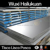 BA surface finish 316 Stainless steel sheet used for sink