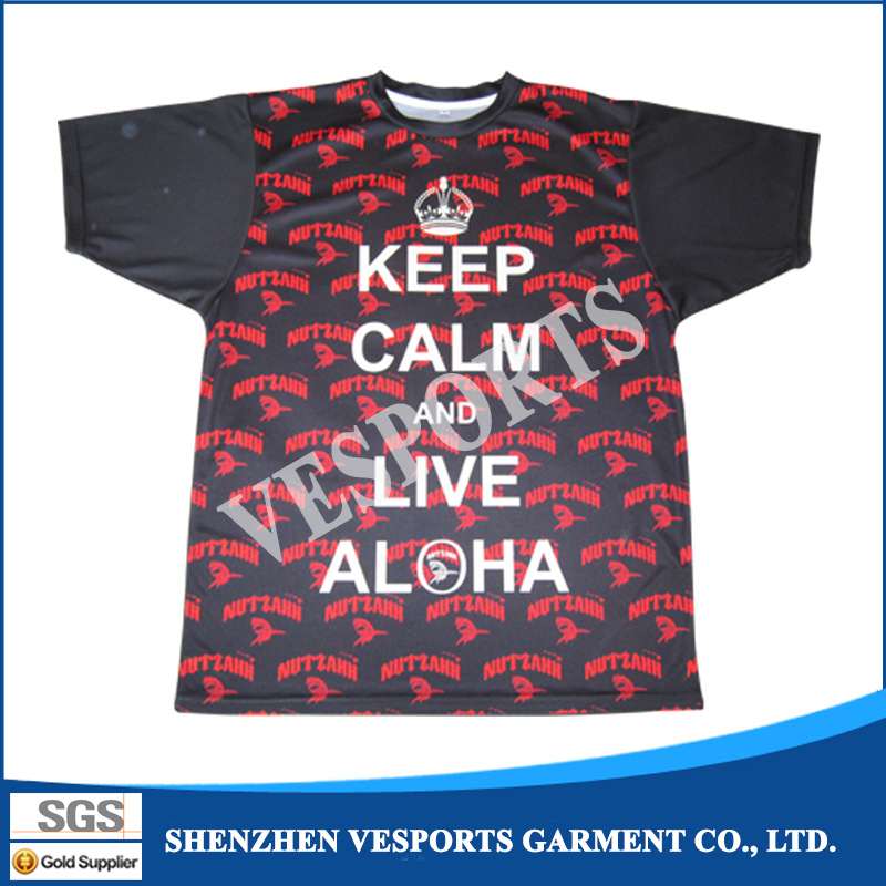 China manufacturers wholesale blank t shirts polyester for Wholesale t shirt printing china
