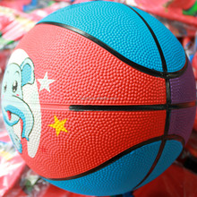 Fashion best sell league custom rubber basketball official