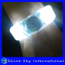 Cheap Classical Party Item Flashing Remote Led Bracelet