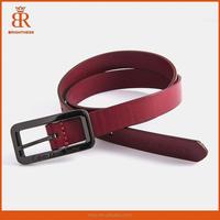 New Dress Belts For Women Genuine Leather High Quality Top Fashion Waist Strap Thin Skinny Belt Brand Ceinture Femme