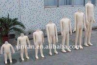 realistic full body child foam mannequin