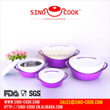 2014 New Products! Stainless Steel Thermos Food Flask/Thermal Food Carrier/Metal Food Carrier
