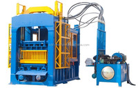 Donyue QT6-15 automatic fly ash block making machine