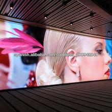 High Contrast Ratio 3mm brea LED Screen Vision Para Adertisment interior
