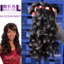 wet and wavy indian remy hair weave cheap hot wholesale with hight quality
