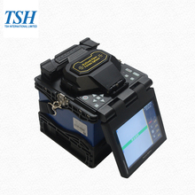 Factory equipment TSH TFS-F-F2 fiber fusion splicing tool kit with power amplifiers