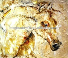 Hand Painted Horses Pictures