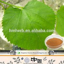 Antiviral activity Mulberry extract 1-Deoxynojirimycin 1%-20%