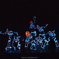 LED Luminous Dancing Clothing / Stage Show Clothes / LED dance costume
