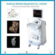 HC-380 Trolley Full Digital 3D Color Doppler Ultrasound Machine