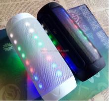 A2 led flash mini Portable wireless bluetooth loudspeaker
