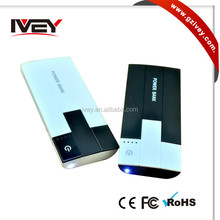 Very good look piano keyboard 9000mAh power bank charger 18650 for Phone Mobile