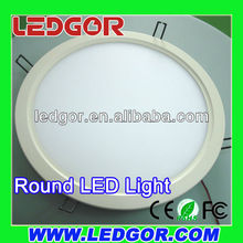 Round LED Lux Recessed Down light