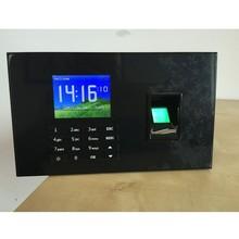 Oficina y escuela equipo buen precio de huella digital biométrica de reconocimiento de caras dispositivo con tcp ip comunicación