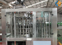 4500 Cans per hour Carbonated beverage can filling machine