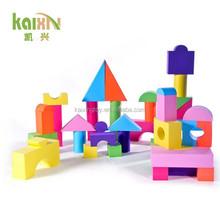EVA Interesting plastic blocks