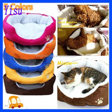 Hot Pet Dog Puppy Cat Soft Warm Cozy Nest Bed