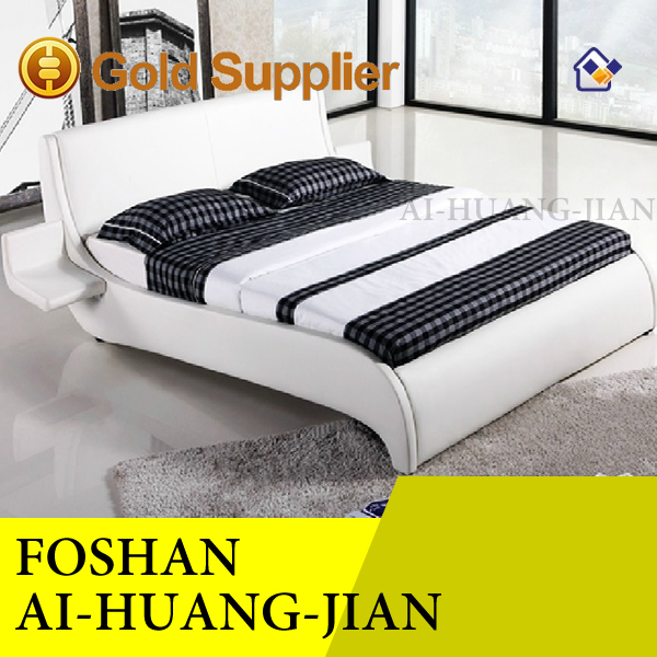 cadre de lit king size en cuir cadre de lit en cuir lit