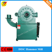 Disc maize flour milling hammer mill machine for sale