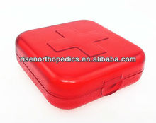 OEM Hot sales empty plastic first aid box for emergency & first aid CE & ISO factory